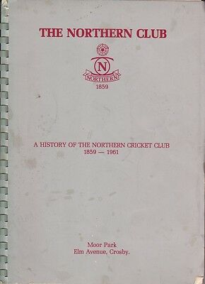 The Northern Cricket Club