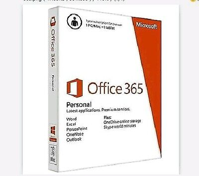 New Microsoft Office 365 Home & Business free forever for 5 PC, tablets & phones
