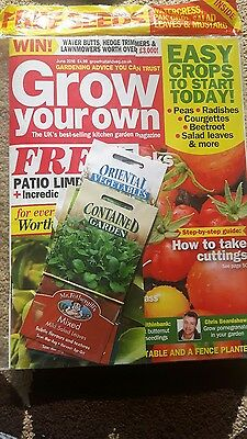 Grow Your own June 2016 magazine