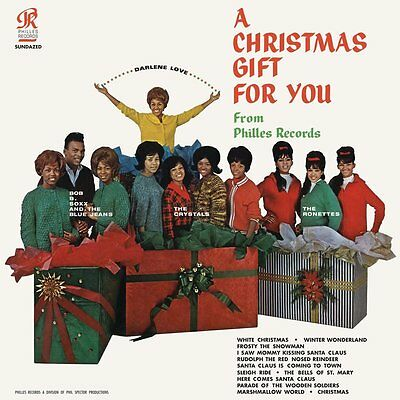 Phil Spector - A Christmas Gift For You  LP 180g Vinyl new sealed