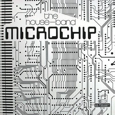 The House-Band - Microchip (LP, Library)
