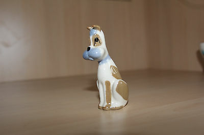 SZEILER  - COMICAL DOG   -  Model 18 -  Beige, white and light blue
