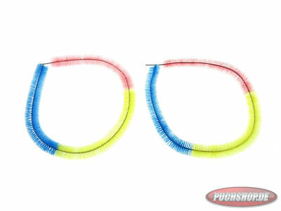 Narbe Putzer set Rainbow Hub brush Puch Moped Mofa Universal Bike clean Color