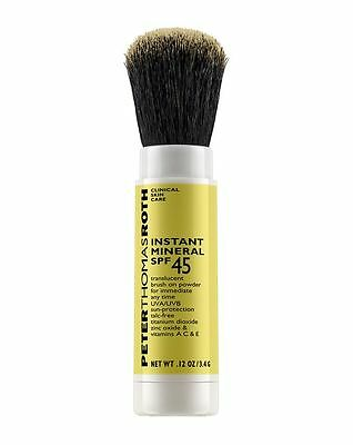 Peter Thomas Roth Instant Mineral SPF 45 Powder Sun Protection .12oz Exp 08/17 +