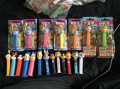 Bulk Pez Dispensers Disney Mickey Mouse Winnie The Pooh