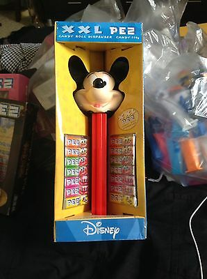 Mickey Mouse Giant Pez Dispenser