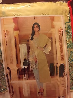Indian Unstitched Material Suit