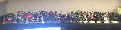 104 Disney Infinity Figures - Complete Collection Lot