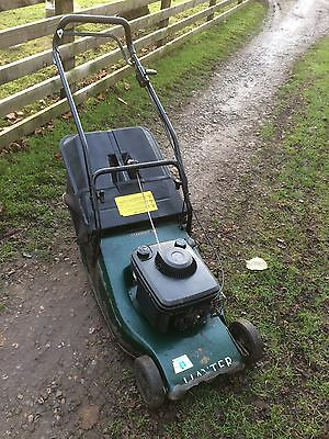 Hayter Harrier 48 19″ Self Propelled Rear Roller Lawn Mower