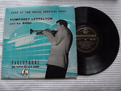 Humphrey Lyttelton and his band  Jazz at the Royal Festival Hall LP EX/EX