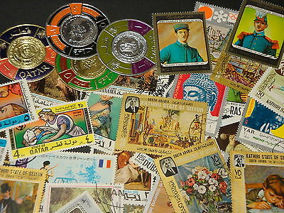 Trucial States_Wonderful Very Large Classic Collection_Great Value...