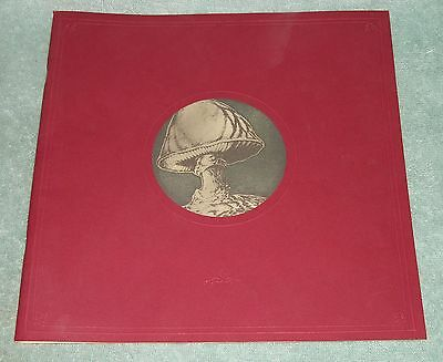 LP sized Booklet only of DREAMS by The Allman Brothers Band