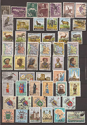 Angola-  Lot Of  Stamps - See The 2 Images