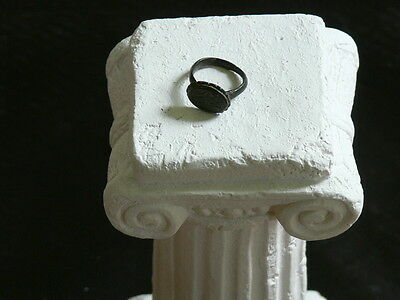 Guaranteed Genuine Found Artifact Ancient Roman Bronze Ring Wearable Size 8