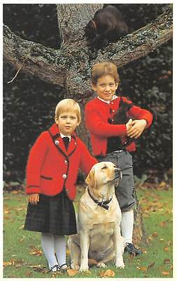 Lord Frederick and Lady Gabriella Windsor Royal Children