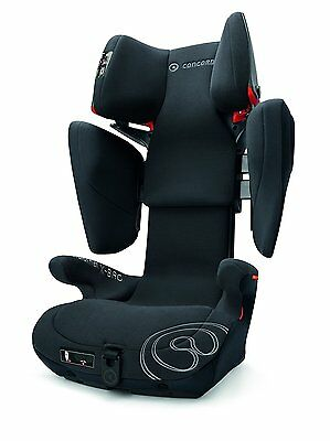 Concord Transformer X-Bag Car Seat Group 2/3, Midnight Black