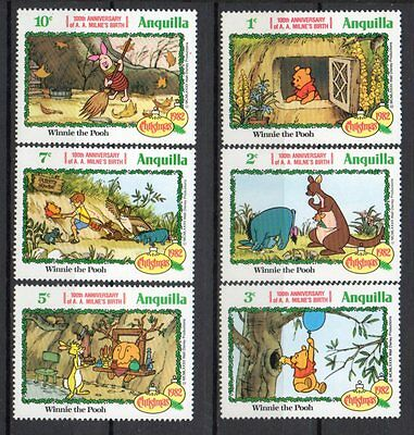 Anquilla  Winnie The Pooh Lot 9