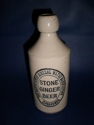 North Devon Mineral Water, Ilfracombe, Stone Ginger Beer Bottle.
