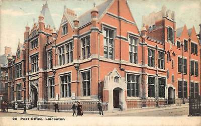 England Leicester, Post Office 1922