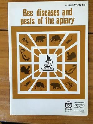 Beekeeping Book - Bee Diseases of Pests and the Apiary - Burke, P. W.