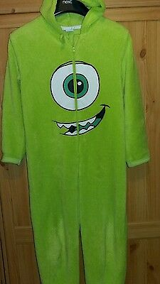 monsters inc Mike onesie age 8-9
