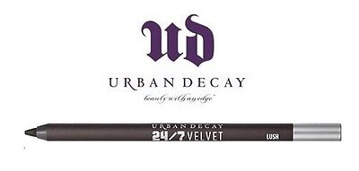 Urban Decay 24/7 Velvet Glide On Eye Pencil Lush 100% Authentic