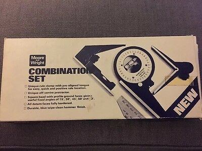 Moore And Wright CSME 12 Combination Set
