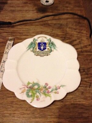 The Old Foley Dundee Plate