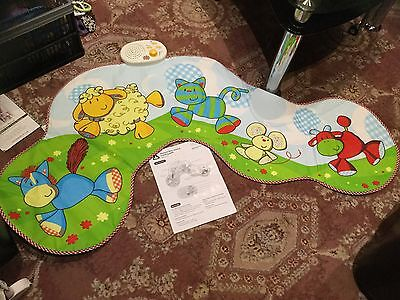 ELC Blossom Farm Musical Crawling Path Aged From 6 Months