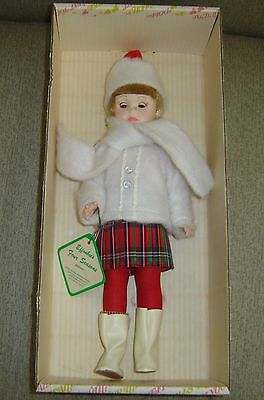 Effanbee Collector Doll Four Seasons Collection - WINTER - in Original Box