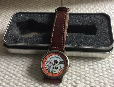 Vintage Wallace & Gromit Watch