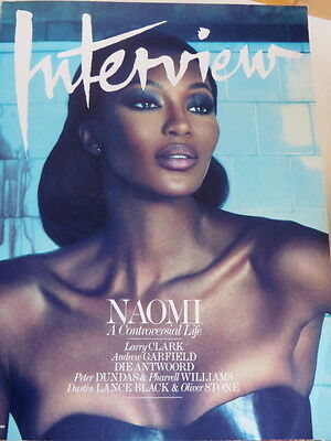 Interview Magazine Naomi Campbell Fashion Die Antwoord Pharell Williams