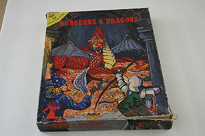 Original Dungeons & Dragons Role Playing Game