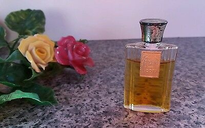 Vintage Coty L'Aimant Miniature Perfume Art Deco Style Bottle with Stopper