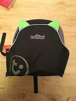 Trunki Boost-A-Pack Child's Travel And Car Booster Seat & Back Pack
