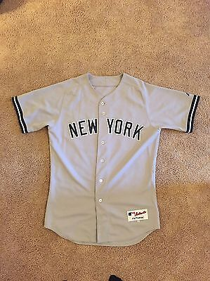 4e035c1a1 Don Mattingly #23 Majestic Authentic Away New York Yankees Jersey Mint Size  44