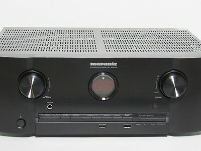 Marantz SR5008 7.2-channel home theater receiver with Apple AirPlay