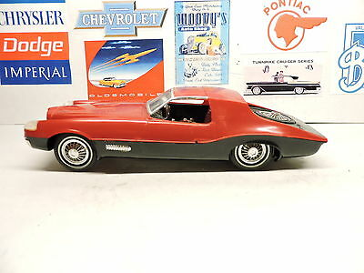 Revival by Renwal 1966 Stutz 1/25