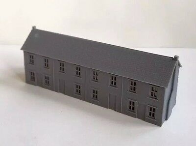 DAPR - N Gauge Model Railway Scenery Building Kit - Terrace Houses