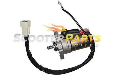 Electric Starter Engine Motor For 70cc 90cc Can-Am DS70 DS90 Atv Quad 4 Wheelers