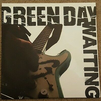 """Green Day 'waiting' New And Unplayed 7"""" Vinyl Single"""