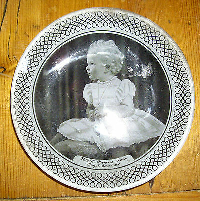 Vintage Princess Anne Saucer Reduced