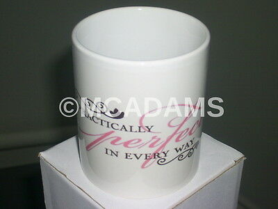 Mary Poppins Julie Andrews Classic Dvd Movie Inspired Practically Perfect Mug 2