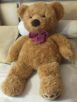 John Lewis vintage 31 inches/ 79cm  long mischief brown bear