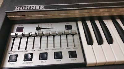 1982 HOHNER STRING PREFORMER Key Board Synthesizer not working EXTREMELY RARE