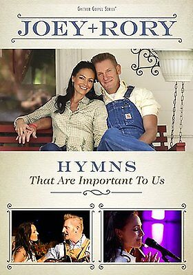 Hymns That Are Important To Us DVD - Joey & Rory Ideal Christmas Gift
