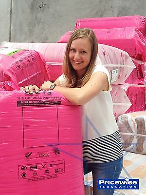 R3.0 | 430mm Pink Batts Thermal Ceiling Insulation