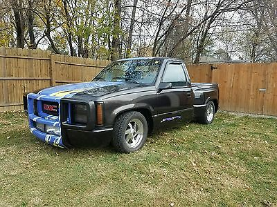 "1990 GMC Other  1990 GMC Concept ""Spectre"" truck Rare Find Part of GM history compete 454 SS"