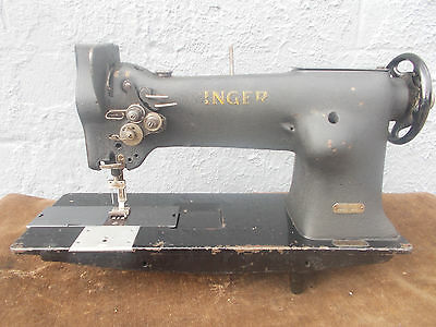 Industrial Sewing Machine Singer 112-115-two needle -Leather