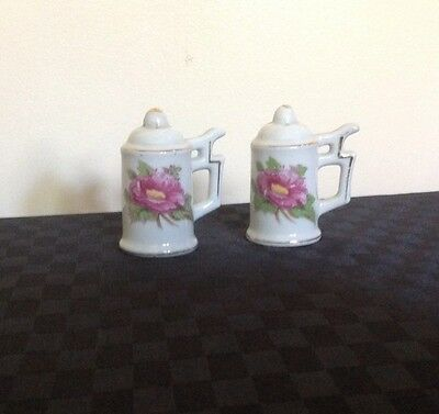 Vintage Salt And Pepper Shakers, Japan